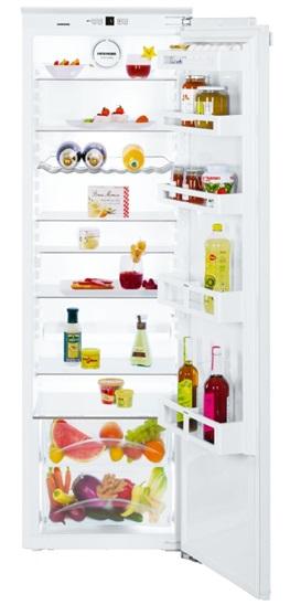 Vestavné monoklimatické chladničky