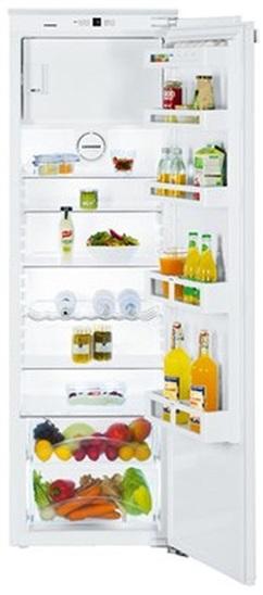 Vestavné chladničky s mrazákem