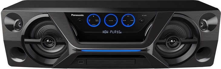 Panasonic SC-UA3E-K