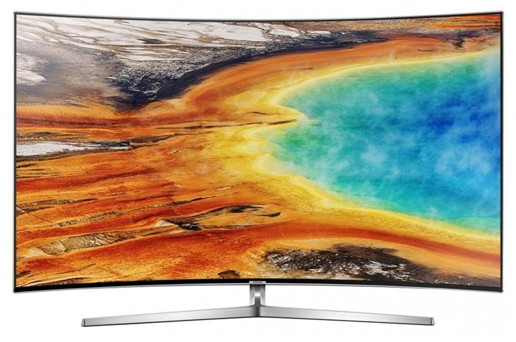 UHD LED televizory